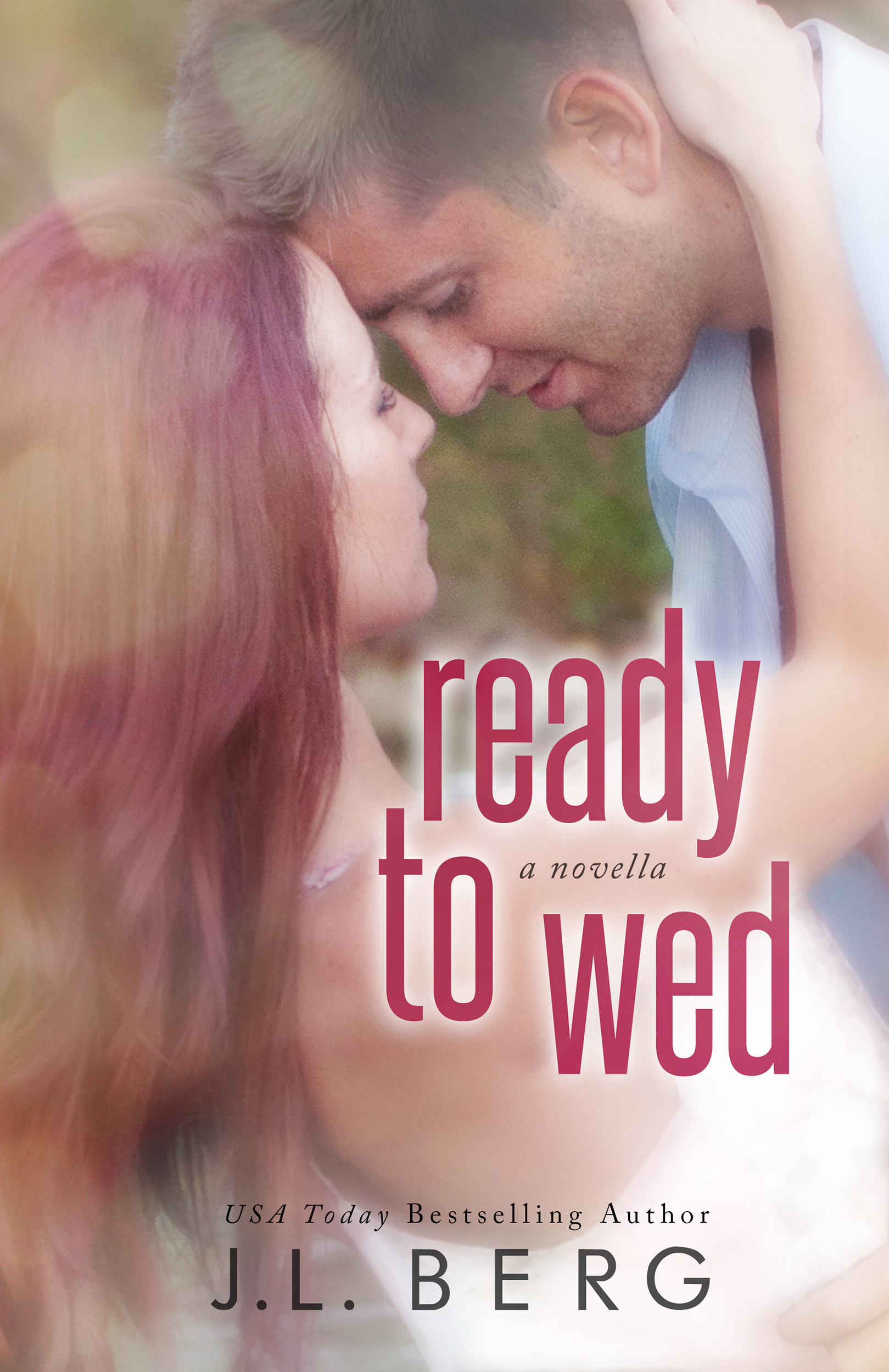 Ready To Wed Cover